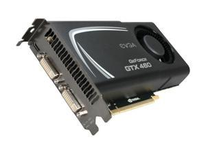 EVGA GeForce GTX 460 (Fermi) 01G-P3-1371-AR Video Card