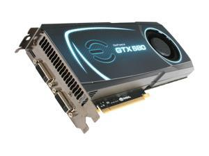 EVGA GeForce GTX 580 (Fermi) 015-P3-1580-AR Video Card