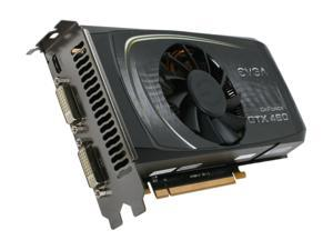EVGA SSC+ GeForce GTX 460 (Fermi) 01G-P3-1380-KR Video Card