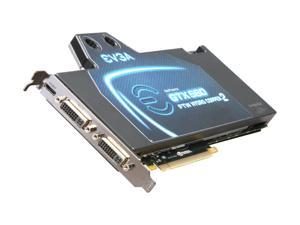 EVGA GeForce GTX 580 (Fermi) FTW Hydro Copper 2 015-P3-1589-AR Video Card