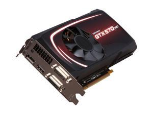 EVGA GeForce GTX 570 (Fermi) 012-P3-1571-AR Video Card