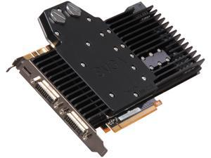 EVGA 012-P3-1479-AR GeForce GTX 470 (Fermi) Hydro Copper FTW 1280MB 320-bit GDDR5 PCI Express 2.0 x16 HDCP Ready SLI Support Video Card