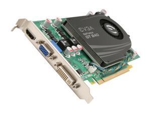 EVGA GeForce GT 240 512-P3-1240-RX Video Card