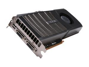 EVGA SuperClocked+ 015-P3-1485-RX GeForce GTX 480 (Fermi) 1536MB 384-bit GDDR5 PCI Express 2.0 x16 HDCP Ready SLI Support Video Card w/ High Flow Bracket and Backplate