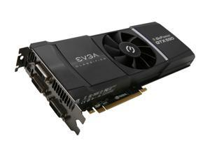 EVGA GeForce GTX 590 (Fermi) Classified 03G-P3-1596-AR Video Card