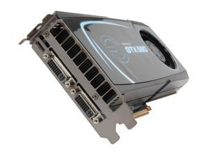 EVGA SuperClocked GeForce GTX 580 (Fermi) 015-P3-1582-RX Video Card