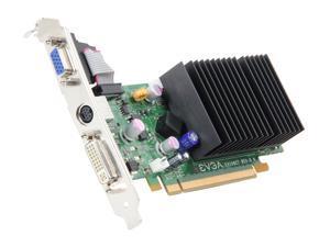 EVGA GeForce 8400 GS 512-P3-N721-RX-PB-R Video Card