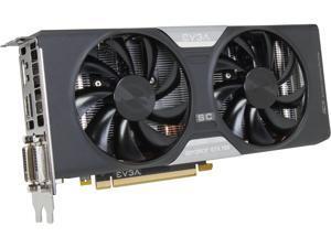 EVGA GeForce GTX 700 SuperClocked GeForce GTX 760 02G-P4-2765-KR w/ EVGA ACX Cooler Video Card