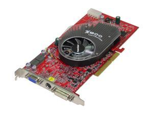 POWERCOLOR Radeon X800GTO X800GTO 256MB AGP Video Card