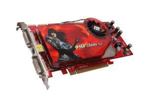 PowerColor Radeon HD 2600XT DirectX 10 HD2600XT 256MB GDDR4 256MB 128-Bit GDDR4 PCI Express x16 HDCP Ready CrossFireX Support Video Card