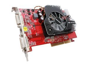 PowerColor Radeon HD 2600PRO 26PRO512M AGP Video Card