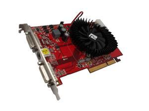 PowerColor Radeon HD 2600XT HD2600XT 512M AGP Video Card