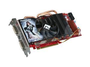 PowerColor Radeon HD 4870 DirectX 10.1 AX4870 512MD5 512MB 256-Bit GDDR5 PCI Express 2.0 x16 HDCP Ready CrossFireX Support Video Card