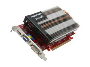 PowerColor Radeon HD 4650 SCS3 AX4650 512MD2-S3H Video Card