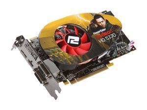 PowerColor Radeon HD 5770 AX5770 1GBD5-MDHV2 Video Card