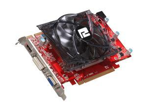 PowerColor Radeon HD 5770 DirectX 11 AX5770 512MD5-H 512MB 128-Bit GDDR5 PCI Express 2.1 x16 CrossFireX Support Video Card