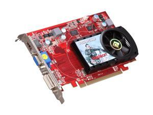 PowerColor HD 5000 Radeon HD 5570 DirectX 11 AX5570 512MK3-H 512MB 128-Bit DDR3 PCI Express 2.1 x16 HDCP Ready Video Card