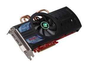 PowerColor PCS+ Radeon HD 5830 AX5830 1GBD5-PPDH Video Card w/ Eyefinity