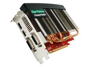 PowerColor Go! Green Radeon HD 5750 AX5750 1GBD5-NS3DH Video Card