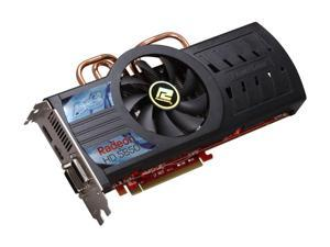 PowerColor PCS+ Radeon HD 5850 (Cypress Pro) AX5850 1GBD5-PPDHG2 Video Card