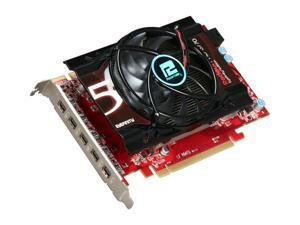 PowerColor Radeon HD 5770 AX5770 1GBD5-5D Eyefinity 5 Edition Video Card