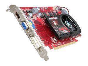 PowerColor Radeon HD 5550 AX5550 1GBK3-H Video Card