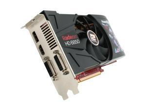 PowerColor Radeon HD 6850 AX6850 1GBD5-DH Video Card with Eyefinity