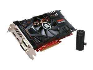 PowerColor PCS+ Radeon HD 6850 DirectX 11 AX6850 1GBD5-PPDHGJ 1GB 256-Bit GDDR5 PCI Express 2.1 x16 HDCP Ready CrossFireX Support Video Card with Eyefinity