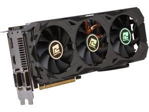 PowerColor PCS+ Radeon R9 290X DirectX 11.2 AXR9 290X 4GBD5-PPDHE 4GB 512-Bit GDDR5 PCI Express 3.0 HDCP Ready CrossFireX Support Video Card