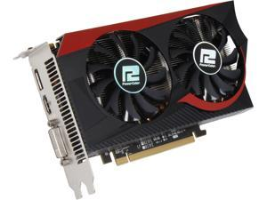 PowerColor TurboDuo Radeon R7 265 AXR7 265 2GBD5-TDHE/OC Video Card