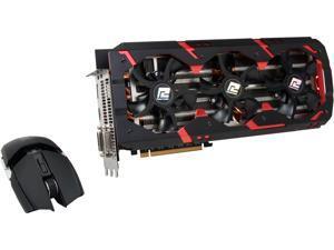 PowerColor Devil 13 Dual Core Radeon R9 290X DirectX 11.2 AXR9 290X II 8GBD5 8GB 1024 (512 x 2)-Bit GDDR5 PCI Express 3.0 HDCP Ready CrossFireX Support Video Card