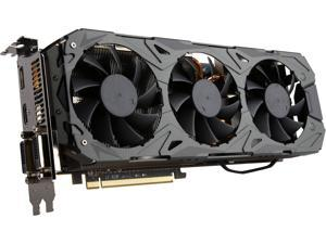 PowerColor PCS+ Radeon R9 290 DirectX 11.2 AXR9 290 4GBD5-PPDHE 4GB 512-Bit GDDR5 PCI Express 3.0 CrossFireX Support ATX Video Card