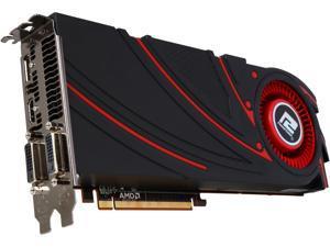 PowerColor Radeon R9 290X DirectX 11.2 AXR9 290X 4GBD5-MDHG/OC 4GB 512-Bit GDDR5 PCI Express 3.0 CrossFireX Support OC Video Card