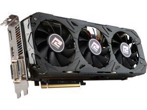 PowerColor PCS+ Radeon R9 290X DirectX 11.2 AXR9 290X 4GBD5-PPDHV2E 4GB 512-Bit GDDR5 PCI Express 3.0 HDCP Ready CrossFireX Support ATX Video Card
