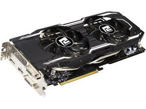 PowerColor PCS+ Radeon R9 380X DirectX 12 AXR9 380X 4GBD5-PPDHV2E 4GB 256-Bit GDDR5 PCI Express 3.0 CrossFireX Support ATX Myst. Edition Video Card