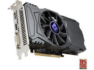 PowerColor RED DRAGON Radeon RX 460 DirectX 12 AXRX 460 2GBD5-DH/OC 2GB 128-Bit GDDR5 PCI Express 3.0 CrossFireX Support ATX Video Card