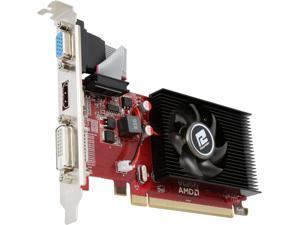 PowerColor Radeon R5 230 DirectX 11 AXR5 230 2GBK3-LHE 2GB 64-Bit DDR3 PCI Express 2.1 HDCP Ready CrossFireX Support Low Profile Video Cards