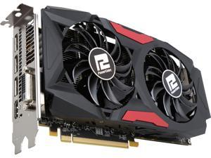 PowerColor RED DRAGON Radeon RX 580 DirectX 12 AXRX 580 4GBD5-3DHD/OC 4GB 256-Bit GDDR5 PCI Express 3.0 CrossFireX Support ATX Video Card