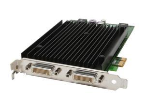 PNY Quadro NVS 440 VCQ4440NVS-PCIE-PB 256MB 128-bit GDDR3 PCI Express x1 Workstation Video Card
