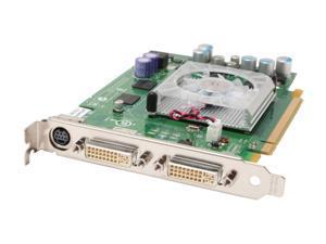PNY Quadro FX 560 VCQFX560-PCIE-PB-V 128MB 128-bit GDDR3 PCI Express x16 Workstation Video Card