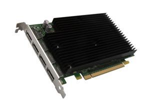 PNY Quadro NVS 450 VCQ450NVS-X16-PB 512MB (256MB per GPU) 128-bit (64-bit per GPU) GDDR3 PCI Express x16 Workstation Video ...