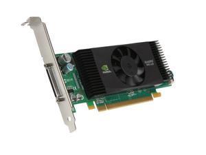 PNY Quadro NVS 420 VCQ420NVS-X16-DP-PB 512MB (256MB per GPU) 128-bit (64-bit per GPU) GDDR3 PCI Express x16 Low Profile Workstation ...