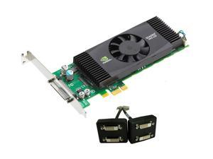 PNY Quadro NVS 420 VCQ420NVS-X1-DVI-PB Workstation Video Card