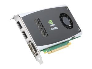 PNY Quadro FX 1800 VCQFX1800-ELEM-PB 768MB 192-bit GDDR3 PCI Express 2.0 x16 Workstation Video Card with Elemental Accelerator