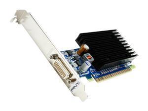 PNY GeForce 8400 GS VCG84DMS5SXPB Video Card