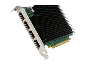 PNY Quadro NVS 450 VCQ450NVS-X16-DVI-PB Workstation Video Card