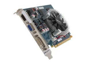 PNY GT 400 GeForce GT 440 (Fermi) DirectX 11 VCGGT4401XPB 1GB 128-Bit GDDR5 PCI Express 2.0 x16 HDCP Ready Plug-in Card Video Card