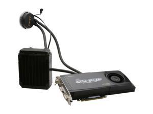 PNY XLR8 GeForce GTX 580 (Fermi) VCGGTX580XPB-LC-CPU Video Card with CPU Cooling