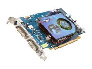 PNY GeForce 7600GT RVCG765256GXXB Video Card