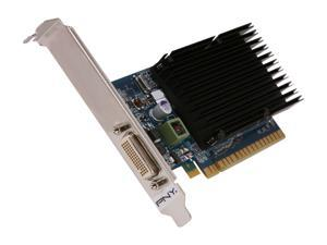 PNY Commercial Series GeForce 8400 GS DirectX 10 VCG84DMS1D3SXPB-CG 1GB 64-Bit DDR3 PCI Express 2.0 x16 Low Profile Video Card